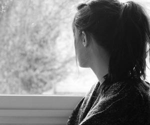 depression, sadness, and winter image