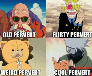 anime, pervert, and one piece image