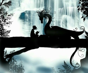 dragon and fantasy image