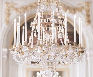 chandelier and light image