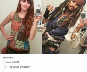 funny, tumblr, and cosplay image