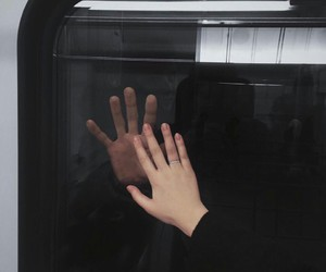 hands, couple, and aesthetic image