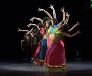 arabic, bollywood, and dance image