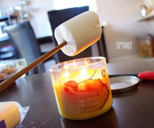 food, candle, and quality image