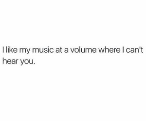 music, funny, and quotes image