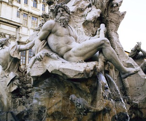 italy, sculpture, and architecture image