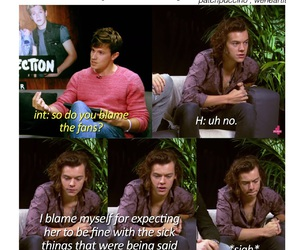 interview, styles, and 1d image