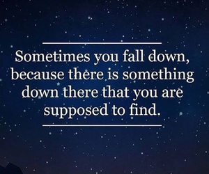 fall, find, and quotes image