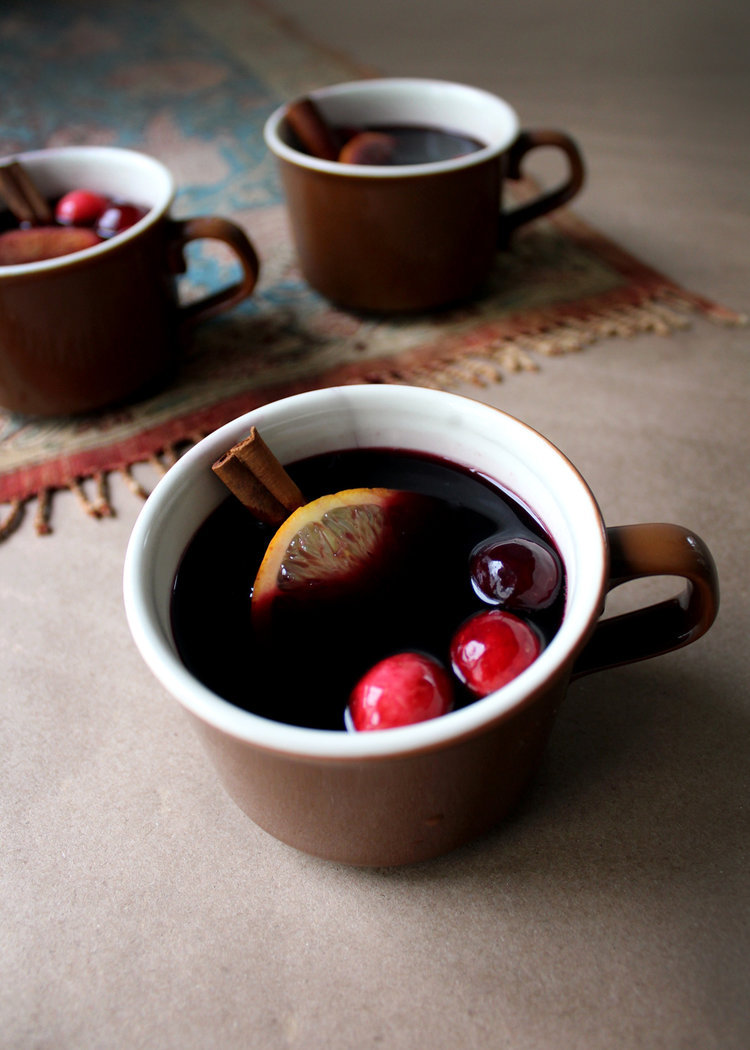 spices, red wine, and apple cider image