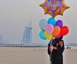 arab, Dubai, and celebrations image