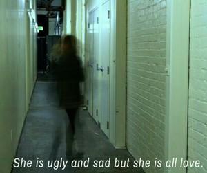 sad, grunge, and ugly image