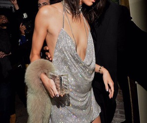 dress, girls, and kendall jenner image