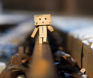 danbo, danboard, and revoltech image