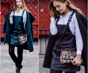 lookbook, cuero, and outfits image
