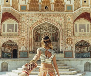 followmeto, travel, and amer fort image