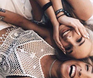best friends, bff, and bohemian image