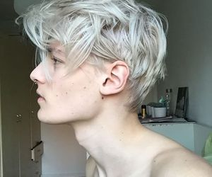 boy and hair image