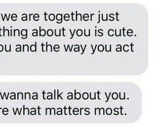 chat, couple, and goals image