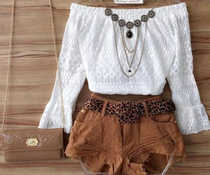 fashion, summer, and look image