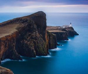 mar, paisagem, and cenario image