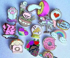 cats, donuts, and kawaii image