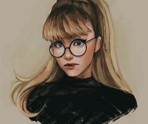 ariana grande and drawing image