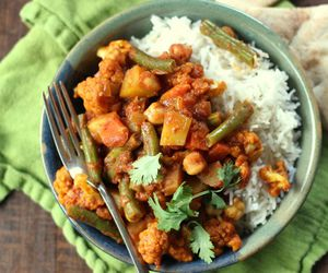 comida, cook, and curry image