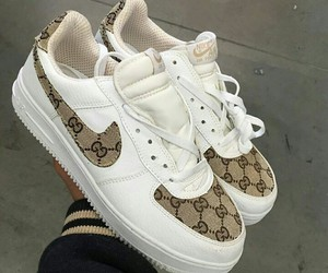 nike, gucci, and airforce image