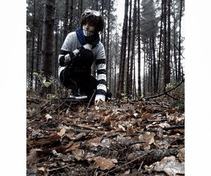 cosplay, creepypasta, and ☠ image