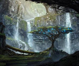 awesome, digital art, and fantasy image