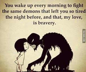 depressed quote image