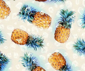 ananas, diamond, and wallpap image