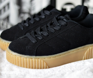 grunge shoes and rihanna creepers image