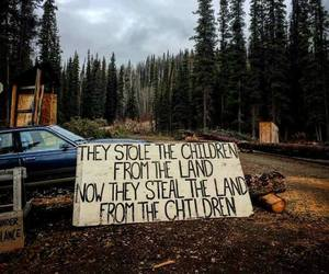 irony, nodapl, and residentialschools image