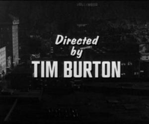 tim burton and movie image