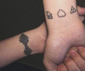 aesthetic, style, and tattoo image