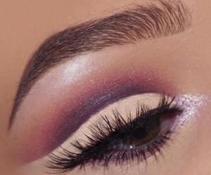 make up, beauty, and nails image