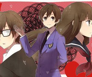 haruhi and ouran host club image