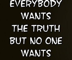quotes, truth, and honesty image