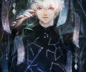 amazing, anime, and painting image