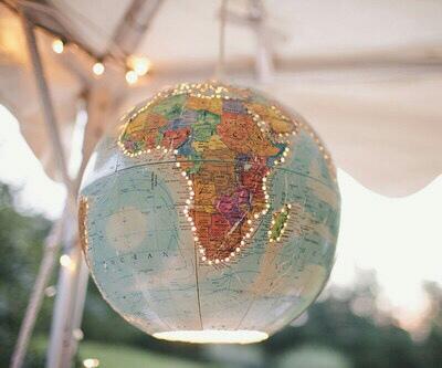 light, world, and travel image
