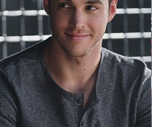 smile, chris wood, and Supergirl image