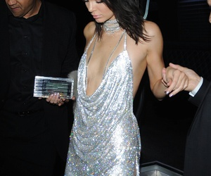 kendall jenner, dress, and birthday image