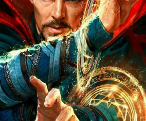 doctor strange, Marvel, and dr strange image
