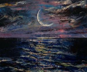 agua, art, and estrellas image