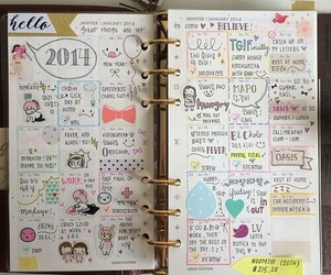 notebook and planner image