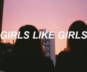 girls like girls, lesbian, and gay image
