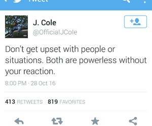 quotes and j cole image
