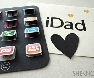 diy, dad, and gift image