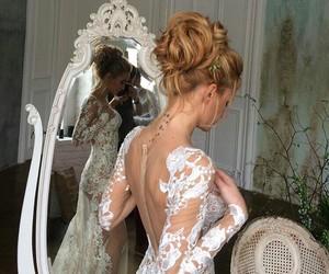 bride, chanel, and fashion image